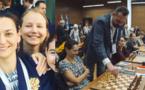Deux russes championnes du Monde en Corse : Valentina Gunina et Alexandra Kosteniuk