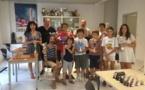 Loïc Ratier-Fontana remporte l'Open d'été du Corsica Chess Club