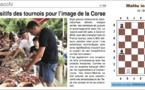 Corse-Matin du 13 août 2017