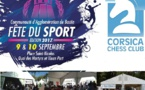 Fête du sport et rentrée du Corsica Chess Club