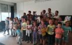 Ilyes Charni remporte le tournoi de blitz de Santa Lucia di Portivechju