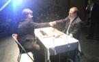 Aleksey Dreev l'emporte face à Gata Kamsky