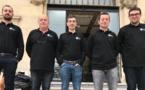 Corsica Flash  5e ex aequo sur 33 équipes au 1er Championnat d'Europe des Entreprises à Asnières !