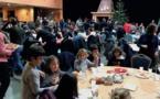 Ghjustra di Natale aiaccina, vittoria d'Albert Tomasi è una bella festa à Palazzu di i Cungressi