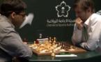 Vishy Anand,  le Federer des Échecs !  Il fêtera son titre de Champion du monde avec le Président de la Ligue