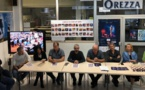 Conférence de presse de présentation du 22e Corsican Circuit