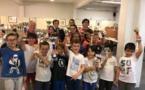 Belles victoires de Nabil Bouslimi et d'Andria Ercoli aux tournois Corse Trophées