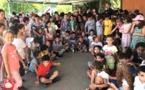 L'école d'Aleria fête ses deux trophées... Reportage vidéo et photos