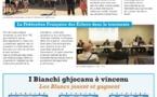 A la Une de Settimane : la Fédération Française dans la tourmente...