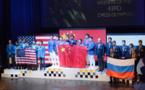 N°4 Doublé de la Chine aux Olympiades de Batumi