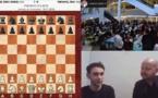 11e partie de Marc'Andria au championnat du monde