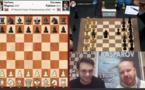 Championnat du monde, partie 6 : Une sixième partie passionnante !