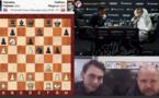Carlsen arrache la nulle, Caruana a trop hésité...