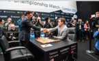 The surprising draw proposal by Magnus Carlsen