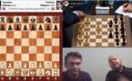 Magnus Carlsen attaque avec les noirs !