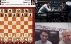 Quelques pièges, mais Caruana était prêt