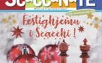 Scaccanate di Nuvembre/Dicembre: Ghjustre di Scacchi in a gioia di Natale !