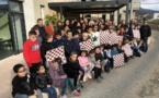 60 ghjucatori per a ghjustra di Natale di l'AS Centru