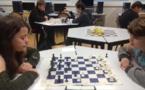 Championnat d'échecs au collège de Portivechju 2