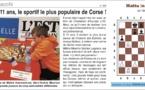 Corse-Matin du 13 janvier 2019