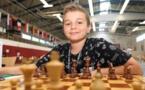 Marc'Andria Maurizzi décroche le titre de maître FIDE à seulement 11 ans !