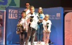 3 champions de France et le Corsica Chess Club N°1 des clubs !