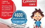 Tournoi d'Echecs centre commercial Casino Corti doté de 4 600 € de lots en nature