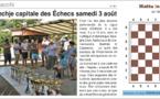 Corse-Matin du 28 juillet 2019
