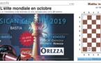 Corse-Matin du 8 septembre 2019