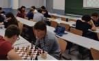 Le jeu d'échecs au SUAPS à l'université : praticate un sportu : Ghjucate à i scacchi !