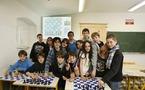 """Les élèves de """"Jeanne d'Arc"""" ont défié Garry Kasparov !"""