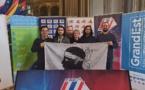 L'Università di Corsica, vice-campione di Francia !