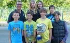 Le Fesch Champion de Corse des collèges 2012