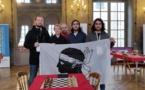 N ° 17 - A squadra corsa vice- campione di Francia Universitariu
