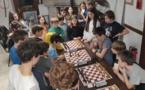 N ° 18 - Preparazione intensiva di a Scola Corsa di l'Eccelenza in Cannes è Vizzavona