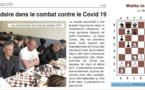 Corse-Matin du 15 mars 2020