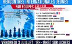 European Chessmates : une 3e place en U20 et une 5e place en U14 !