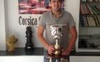François Brethes champion de Corse 2013 !