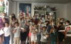 Laura Neel remporte la première édition du tournoi des jeunes d'été de Bastia