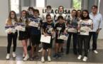 Finales des championnats de Corse des Jeunes à Ghisunaccia