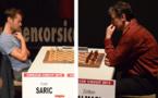 Le triomphe d'Ivan Saric !