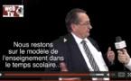 N°3 Michel Barat Recteur de l'Académie de Corse