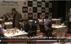 N°27 Début des tournois internes, accueil étudiants américains, Grand Prix de Bakou