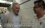 N°25 Reportage sur le déplacement d'une délégation Corse en Croatie invitée par Garry Kasparov