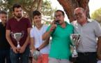 Alexander Areschenko  conserve  sa couronne à Purtichju et  Pierluigi Piscopo ravit celle de champion de Corse à François Brethes