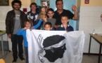 Carton plein bastiais aux championnats de Corse par équipes