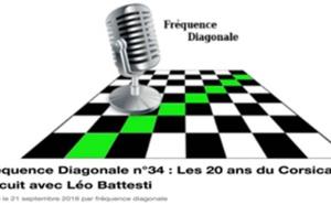 Interview de Léo Battesti à Diagonale TV : Corsican Circuit, Ligue et élections fédérales