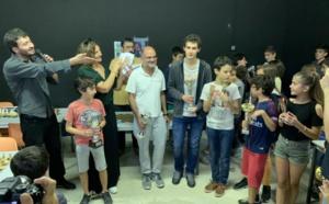 Victoire de Jean Cardi au Blitz de rentrée de l'Echecs Club Ajaccien