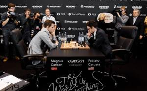 N°12 Spécial Championnat du Monde 2018, Carlsen vient à bout de Caruana !