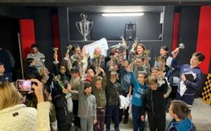 Alain Roussel remporte le tournoi AIR CORSICA à Ajaccio